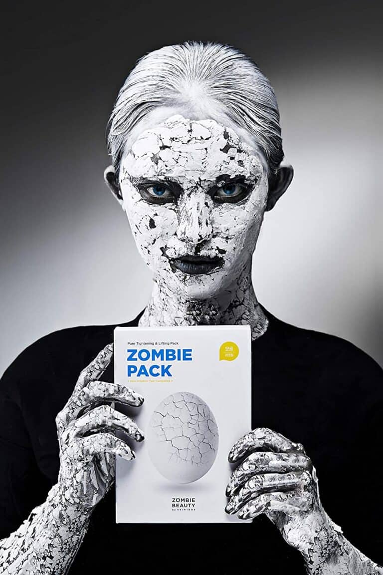 Skin1004 Zombie Pack Wrinkle Care Face Cream Weird Beauty Mask