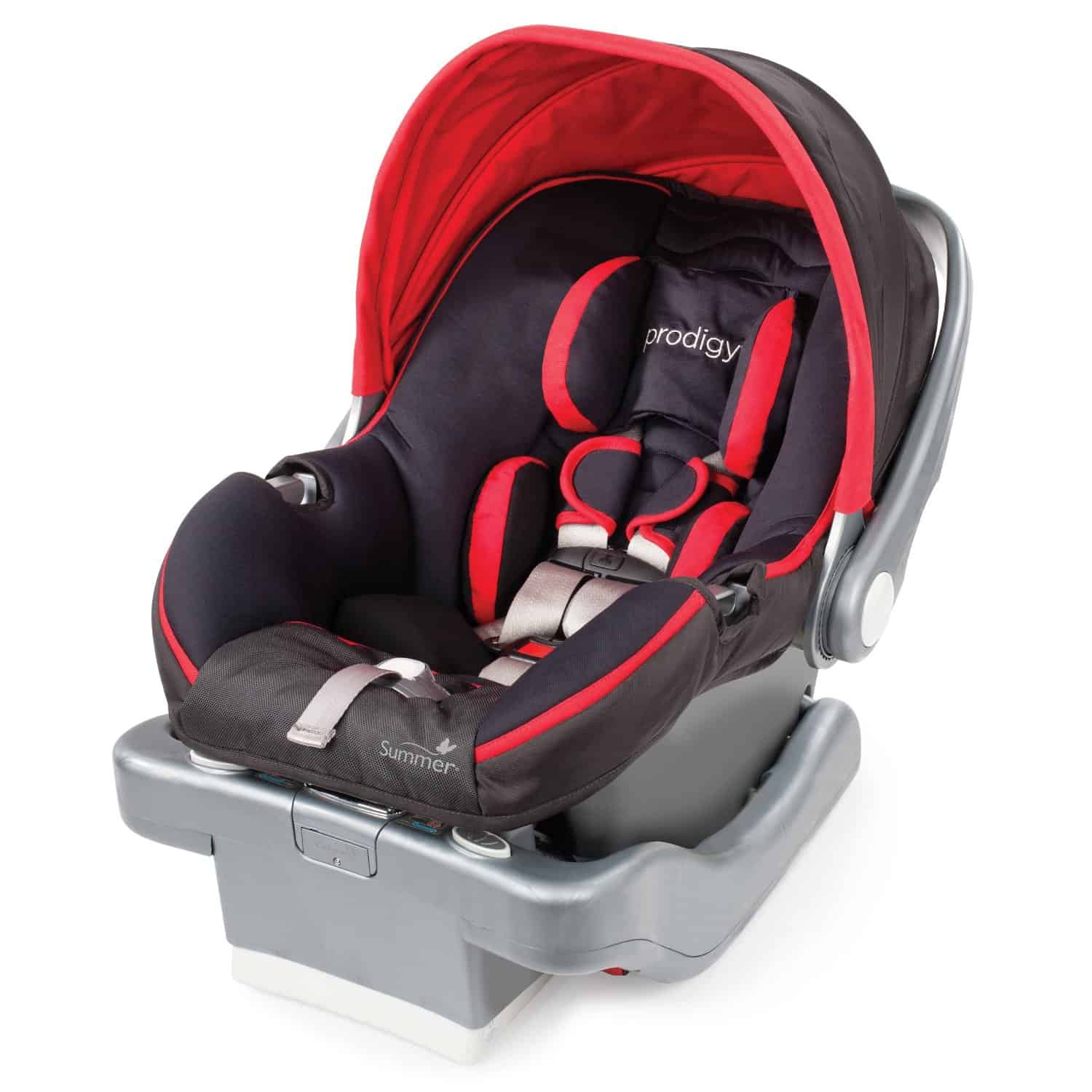 Summer Prodigy Infant Car Seat Safely Travel with your Baby