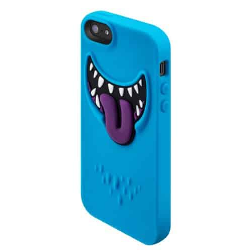 SwitchEasy Monsters Silicone Case for iPhone  Freaky Wicky Cover