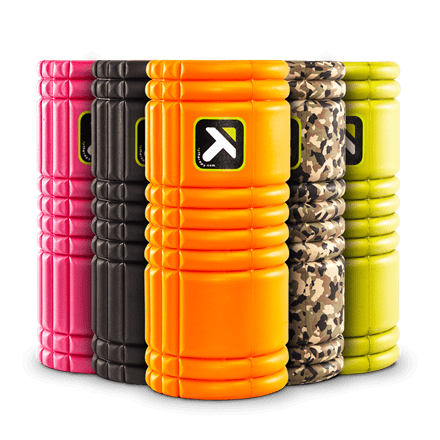 TP Performance The Grid Revolutionary Foam Roller Effective Workout Tool to Buy