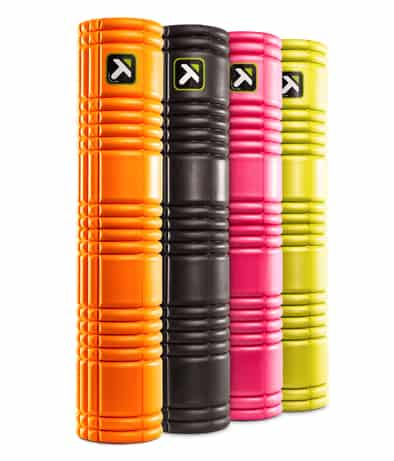 TP Performance The Grid Revolutionary Foam Roller Gift Idea for Athletes