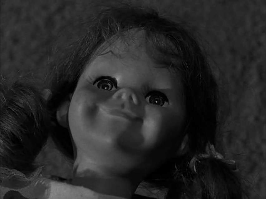 The Twilight Zone Talky Tina Talking Doll Exclusive Replica Buy a Scary Doll