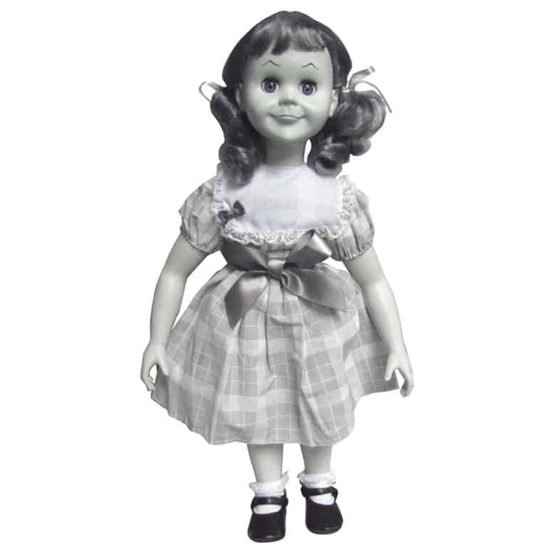 The Twilight Zone Talky Tina Talking Doll Exclusive Replica Collectors Item