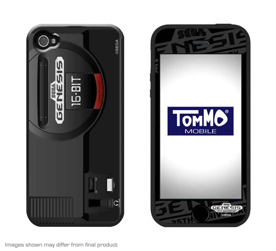 Tommo Hardware Series Genesis System iPhone Case Cool Phone Cover