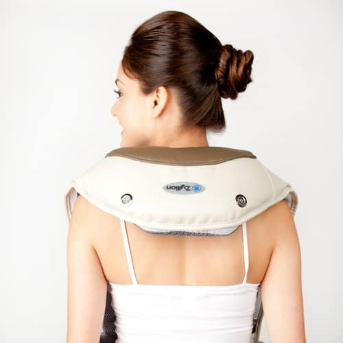Zyllion ZMA-08 Neck and Shoulder Massager Upper Back