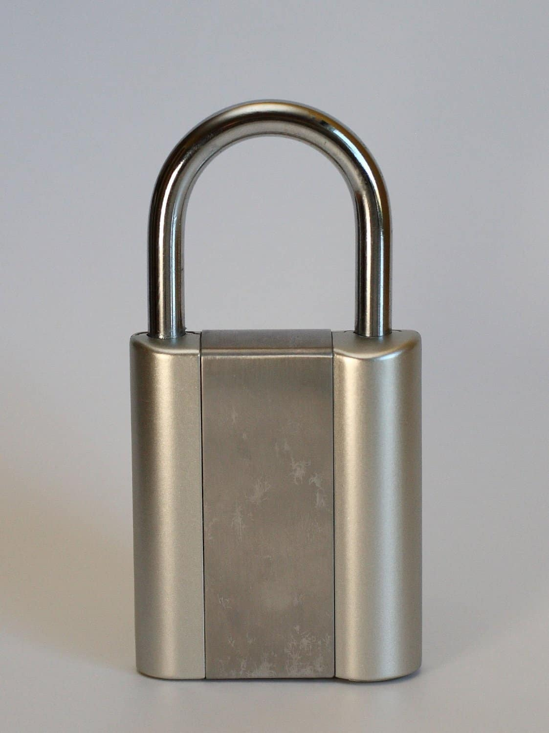 iFingerLock Fingerprint Biometric Padlock for Multiple People