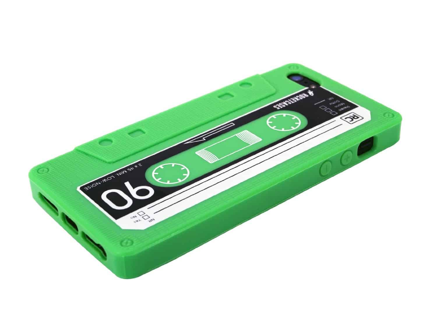 iPhone Cassette Case by Rocketcases Old School Gift Idea