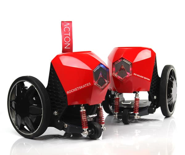 Acton Rocketskates Electric Skates Cool Stuff to Buy