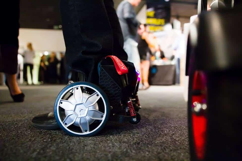 Acton Rocketskates Electric Skates Expensive Stuff to Buy