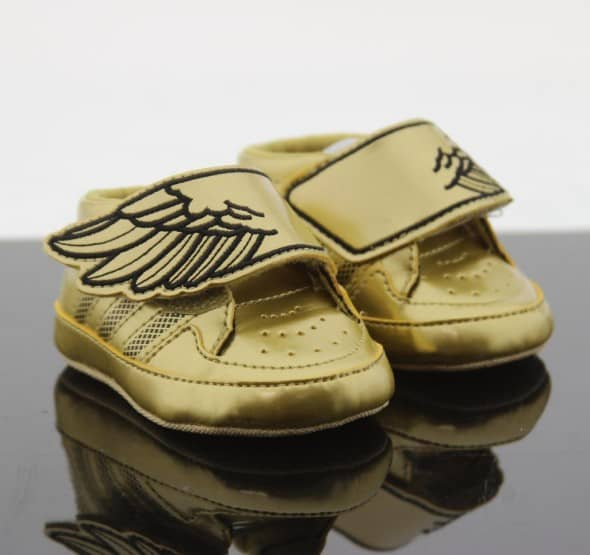 Adidas Jeremy Scott Wings Cribpack Infant Shoes Buy a Cool Baby Shower Gift