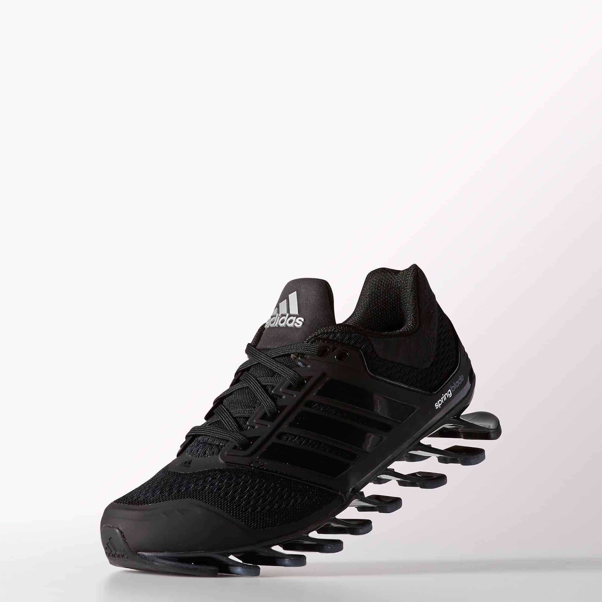 Adidas Springblade Running Shoes Weird  Ergonomic Design