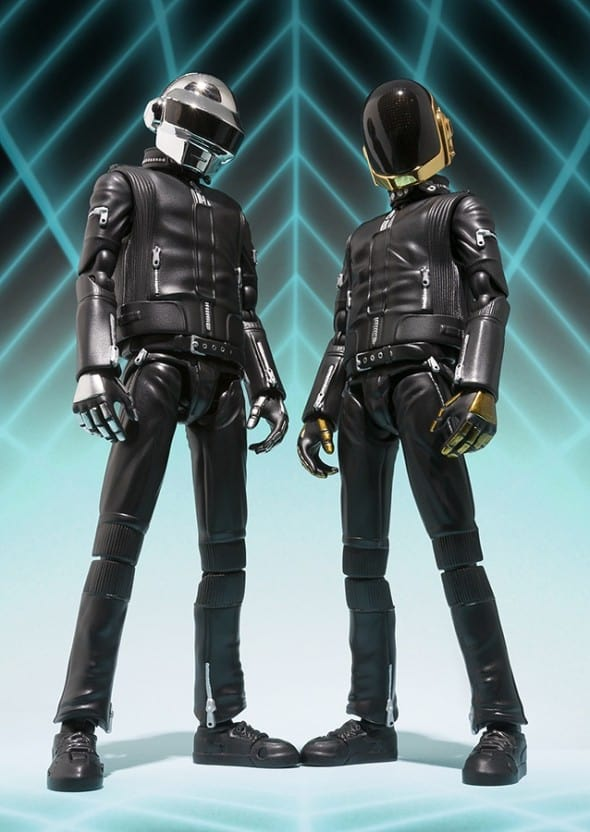 Bandai Tamashii Nations S.H. Figuarts Daft Punk Action Figures Cool Toy to Buy
