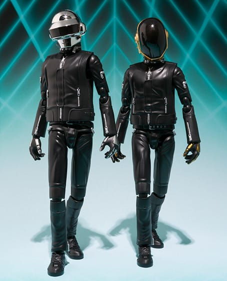 Bandai Tamashii Nations S.H. Figuarts Daft Punk Action Figures Gift Idea for Him