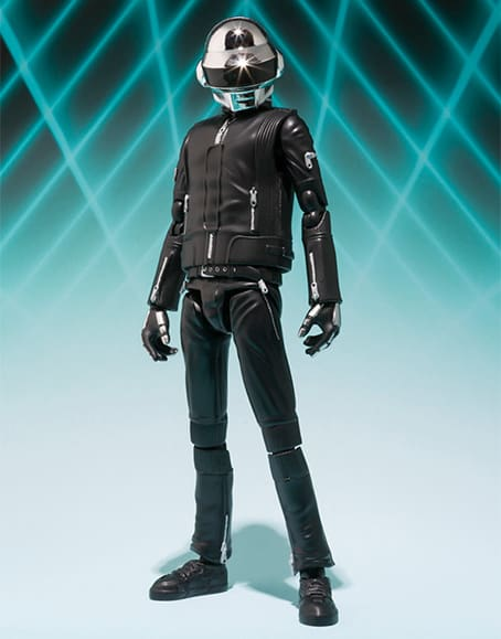 Bandai Tamashii Nations S.H. Figuarts Daft Punk Action Figures Thomas Bangalter