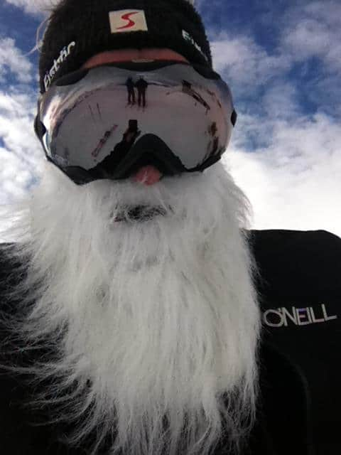 Beardski Bearded Ski Mask Buy Something to Keep your Face Warm
