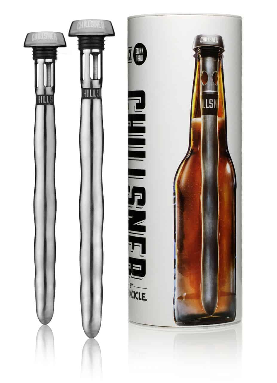 Corkcicle Chillsner Beer Chiller 2 Pack