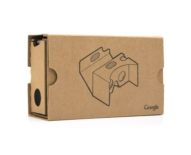 Google Cardboard Virtual Reality Headset Simple VR Box