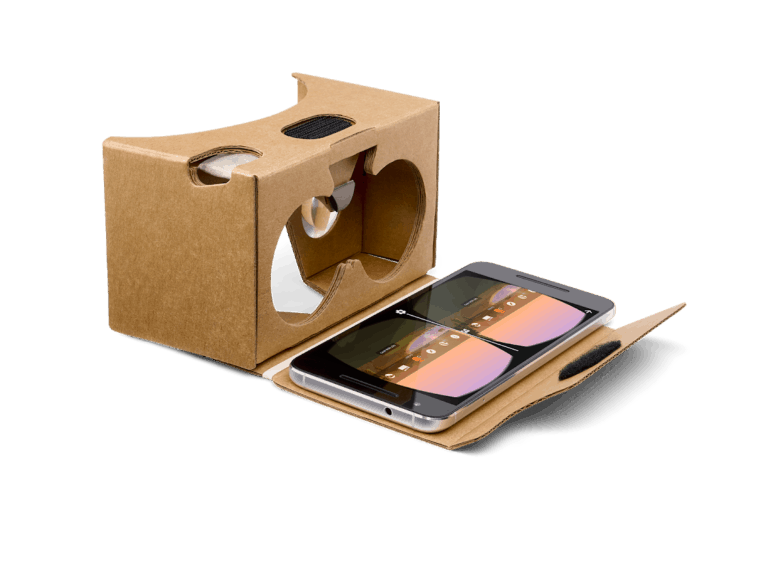 Google Cardboard Virtual Reality Headset VR for Android Phones