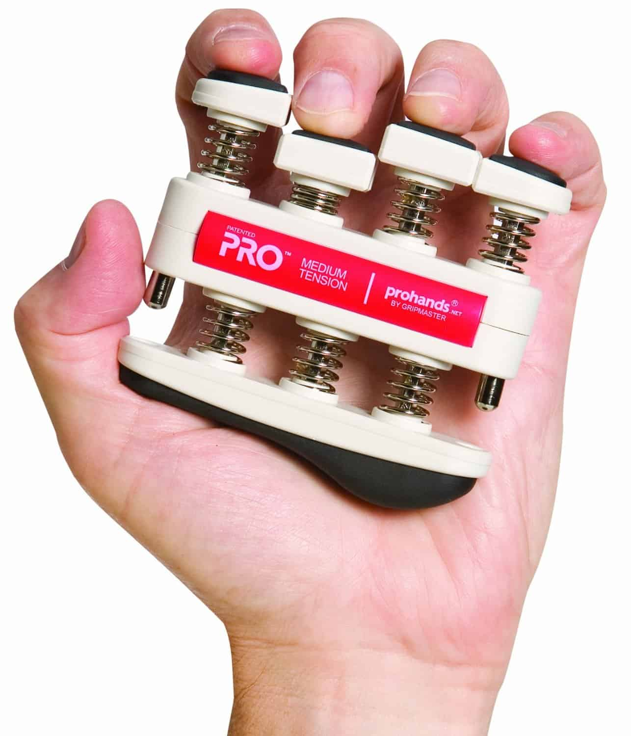 Gripmaster Pro Hand Exerciser  How to improve Hand Strength