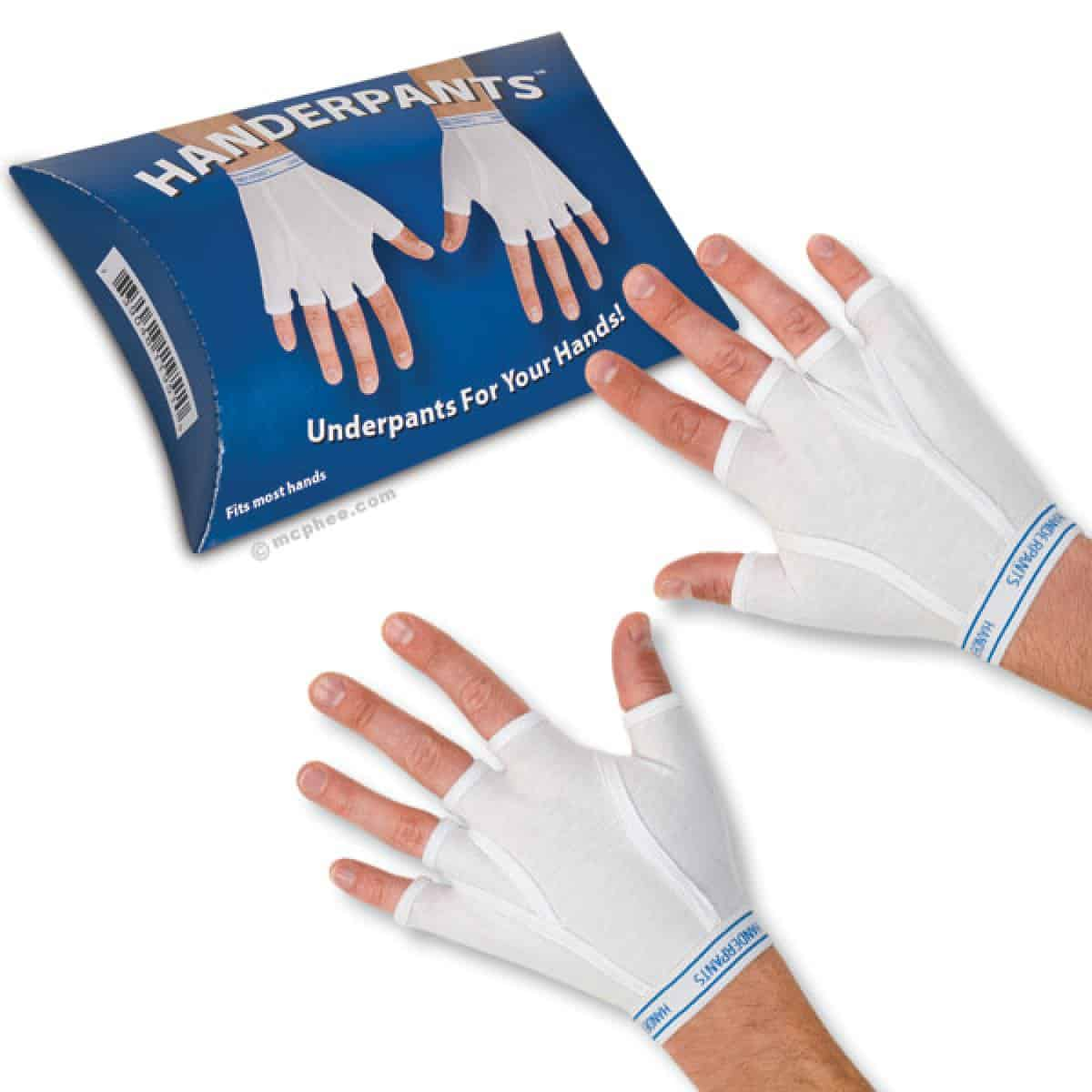 Handerpants Underwear Gloves Buy a Cool Novelty Item