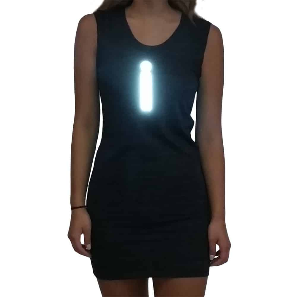 Heisel APP-012 It Dress Cool Glowing Club Attire