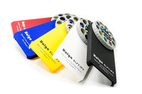 Holga iPhone Filter Lens Case Fun Gift Idea for Friends