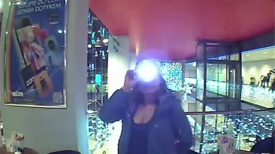Justice Caps Buy a Hat that Hides your Face from Surveillance Camera