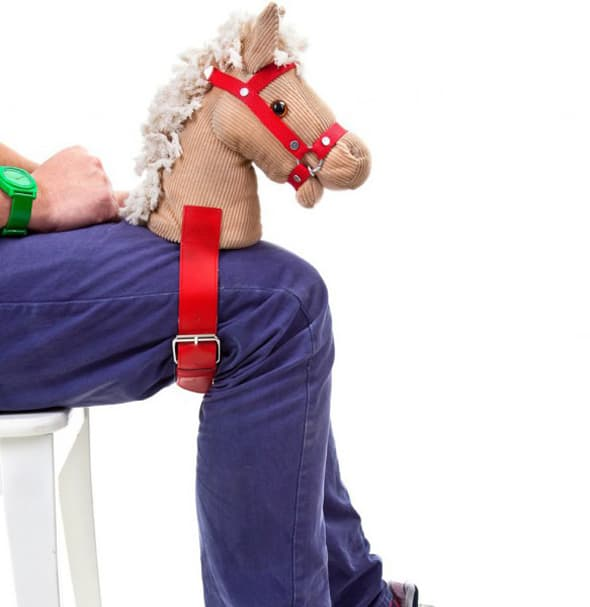 Knee Horsey by Donkey Gift Idea for Parents