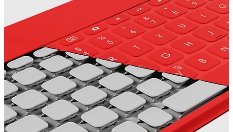 Logitech  Keys-To-Go Keyboard Spill Proof Cool Gift Idea to Buy