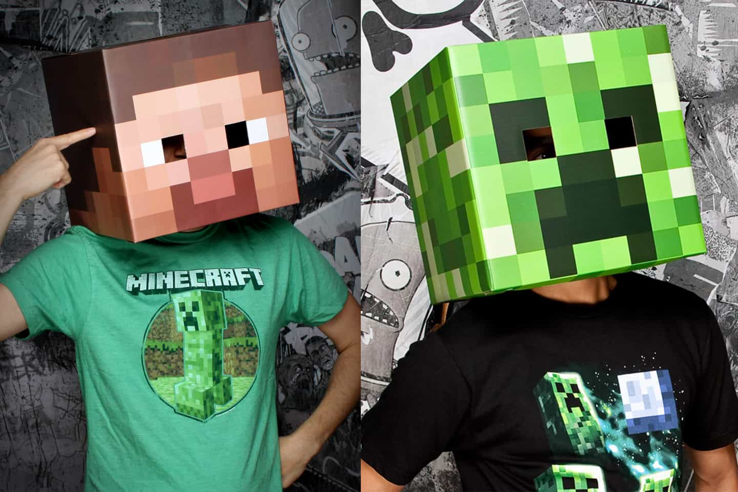 Don't judge a Minecraft box by its price cover.