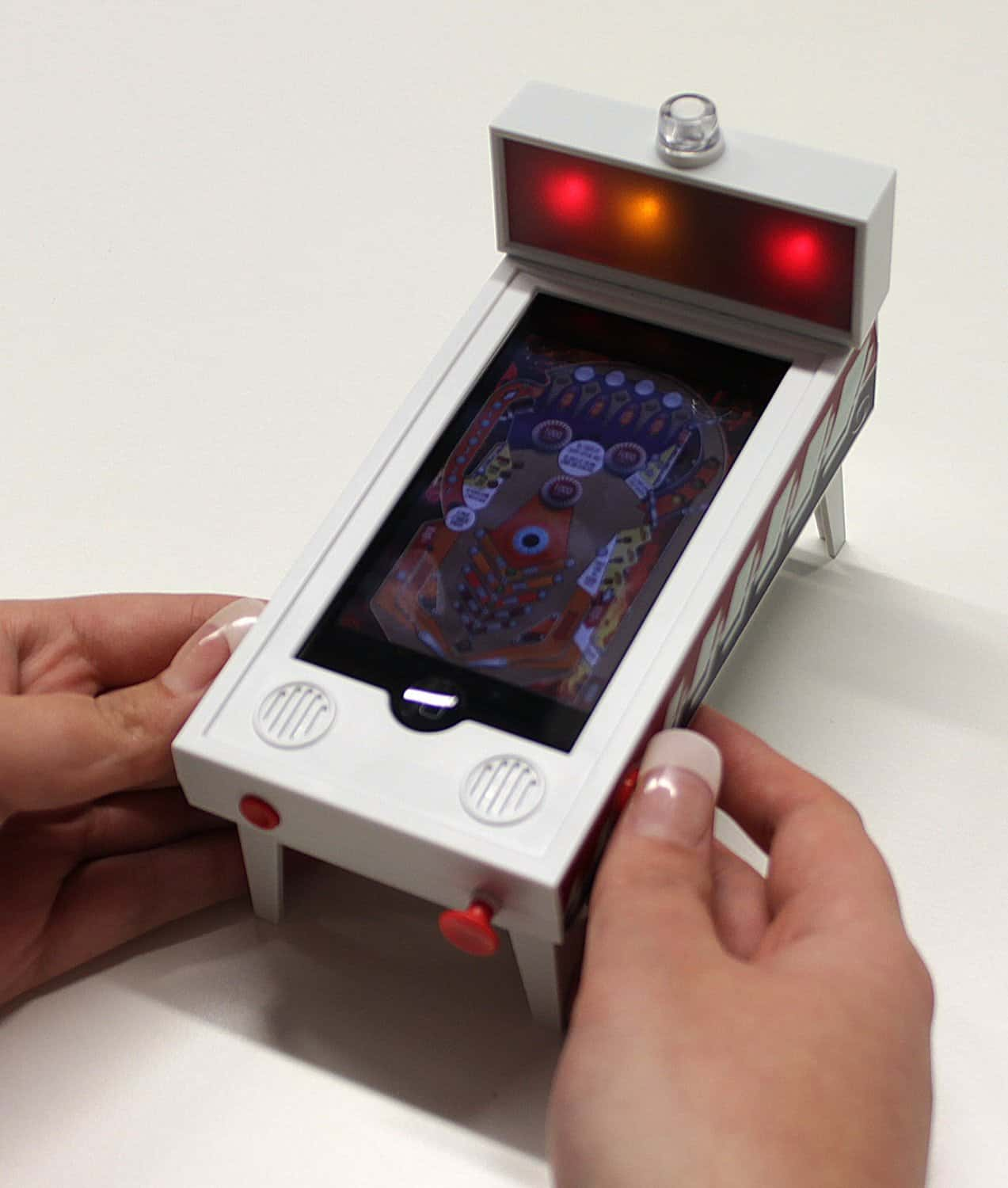 New Potato Technologies Pinball Magic for iPhone Play with Real Flippers