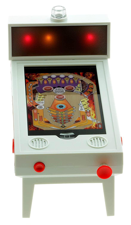 New Potato Technologies Pinball Magic for iPhone White Cabinet