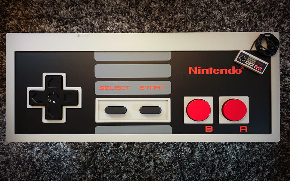 Nintendo Interactive Table Giant Controller