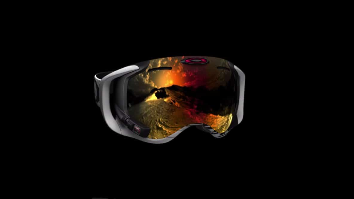 oakley snowboard goggles gps  Oakley Airwave GPS Goggles - NoveltyStreet