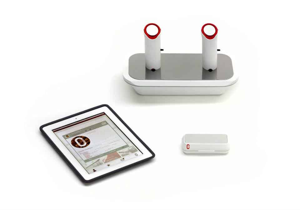 Ophone Scent-based Mobile Messaging Send and Receive Aroma