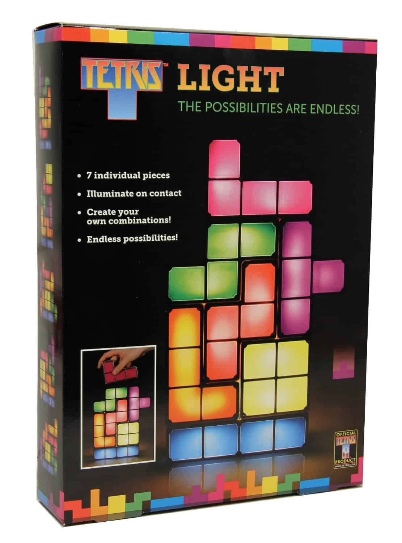 Paladone Tetris Light Desk Lamp Cool Novelty Item to Buy