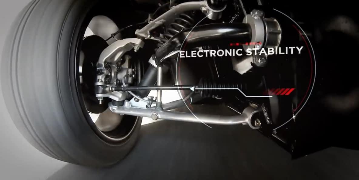 Polaris 2015 Slingshot 3 Wheel Alternative Vehicle  Motorcycle  Electronic Stability Control
