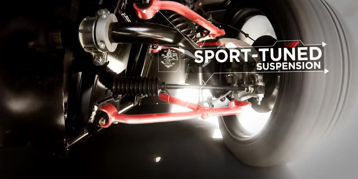 Polaris 2015 Slingshot 3 Wheel Alternative Vehicle Motorcycle Sports Tuned Suspension