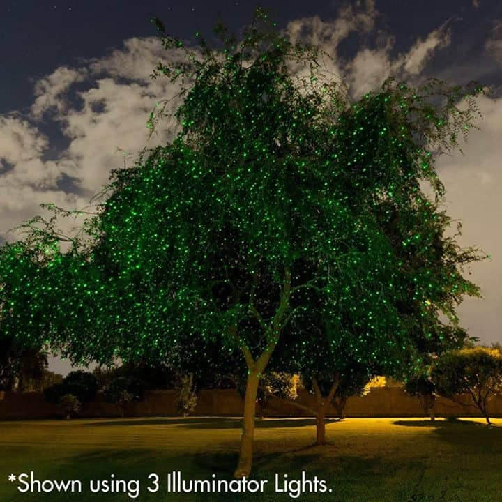 Sparkle Magic Illuminator Laser Light Christmas Buy Unique Garden Design