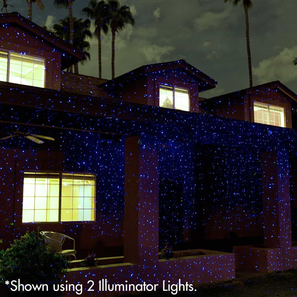 Sparkle Magic Illuminator Laser Light  Funky House Design