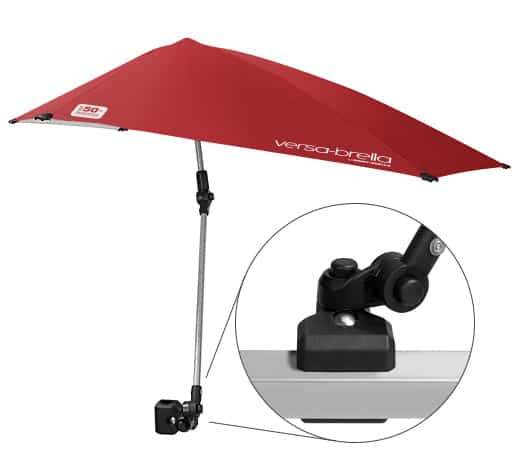 Sport-Brella Versa-Brella All Position Umbrella Multi Purpose Sun Shade