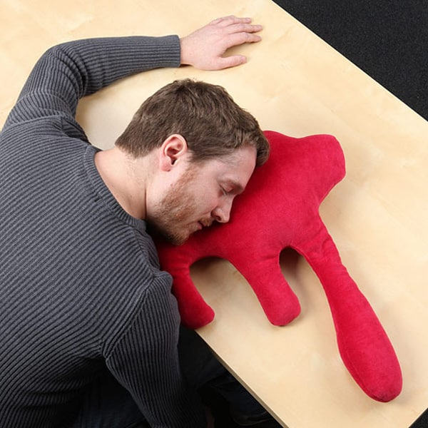 Thinkgeek Blood Pool Pillow Cool Novelty Gift to Buy