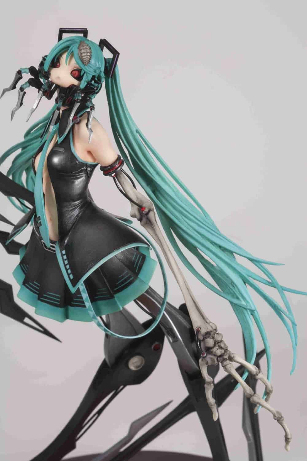 Union Creative H Series Calne Ca Vocaloid Figure Creepy Mecha
