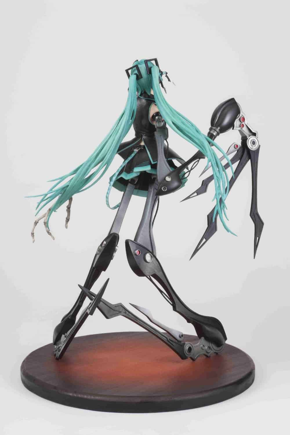 Union Creative H Series Calne Ca Vocaloid Figure Rear View