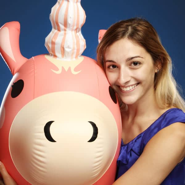 Valve Team Fortress 2 Inflatable Balloonicorn Giant Unicorn