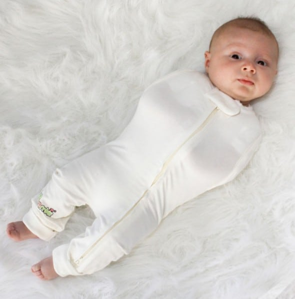 Woombie Convertible Swaddle Blanket Buy a Cool Baby Shower Gift