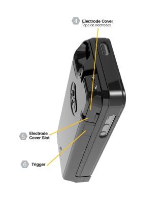 Yellow Jacket Stun Gun Case  Electrode Cover