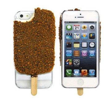 icePhone Popsicle Case by Iceman Fukutome Cute Novelty Item to Buy