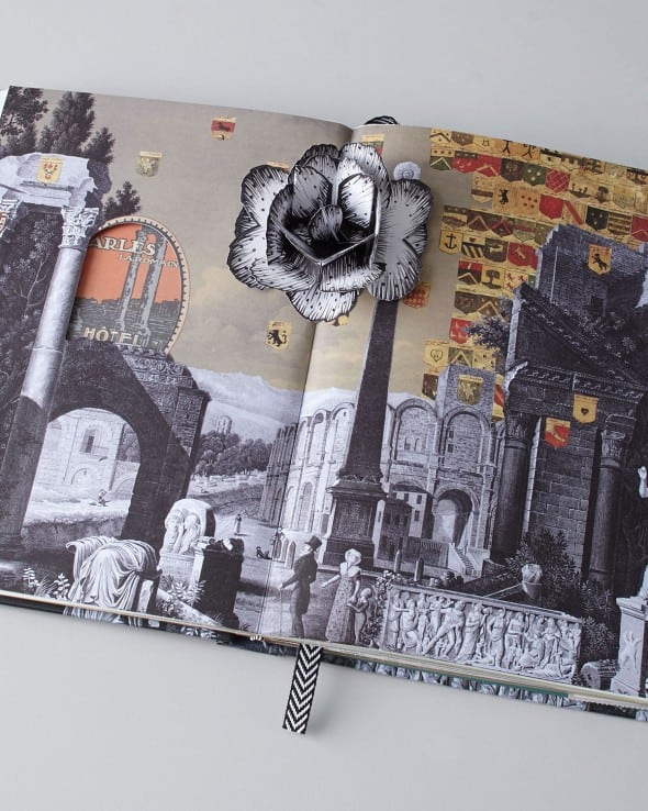 Christian Lacroix Voyage Pop-Up Journal Cool Travel Stuff to Buy