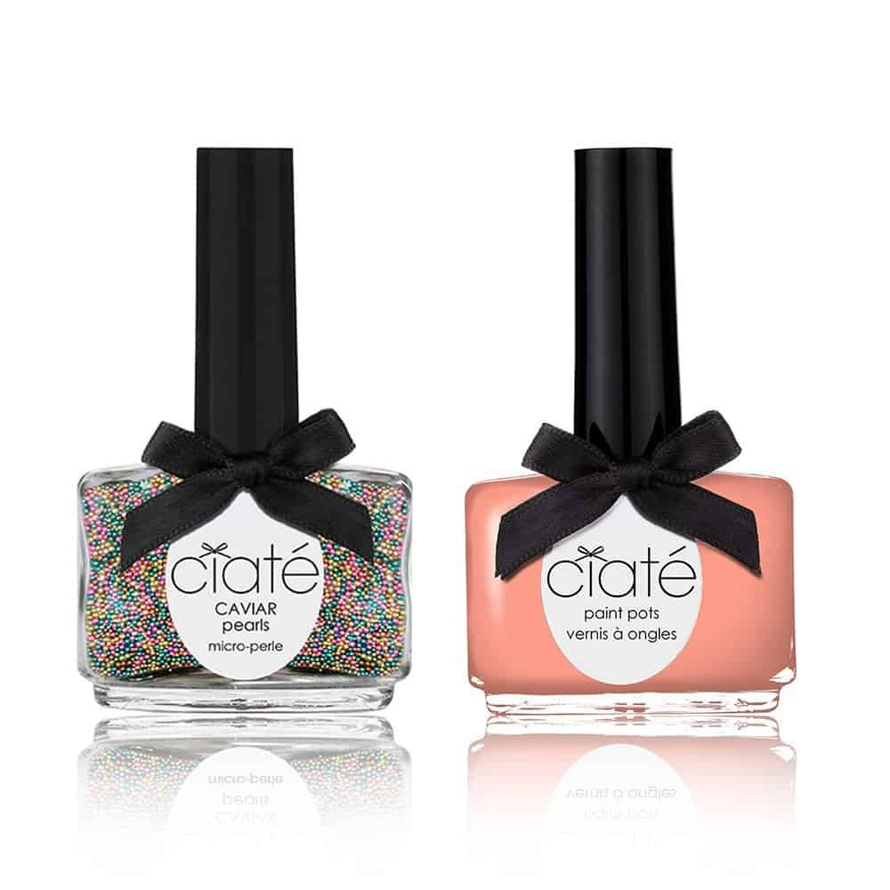 Ciate Caviar Manicure Kit - Tutti Frutti Beads in Nails